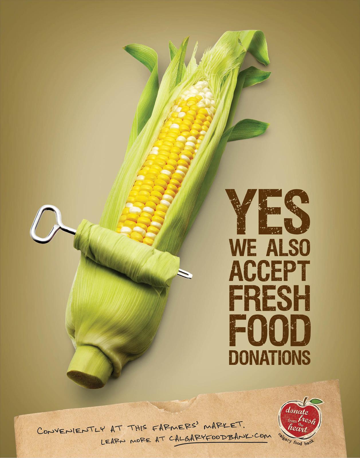 Реклама благотворительности