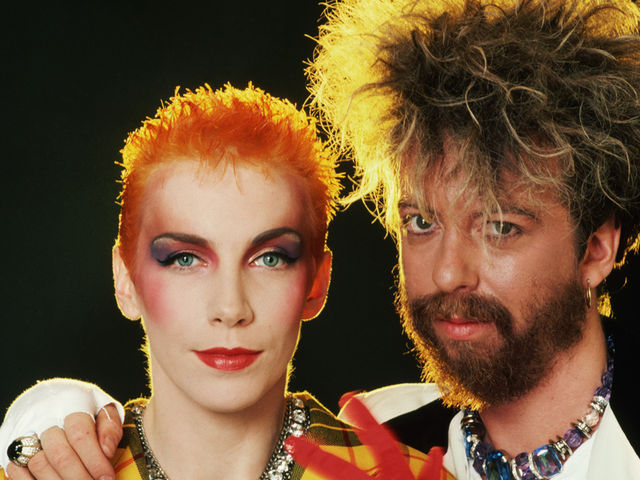 eurythmics, sweet dreams are made of this
