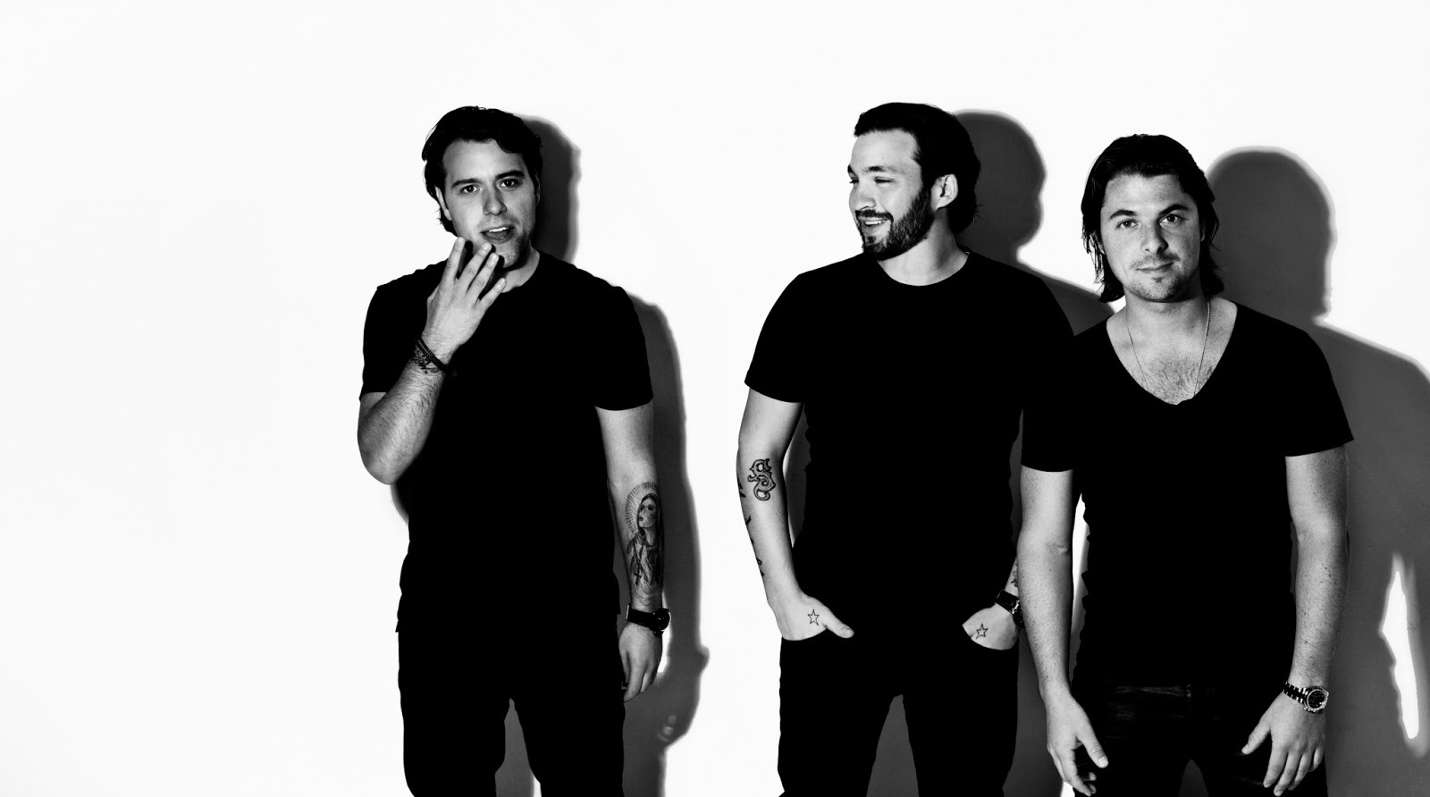 Swedish House Mafia, sweet dreams are made of this