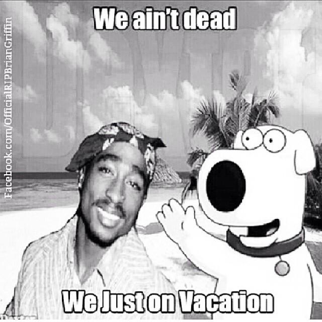 Мы не умерли, мы просто в отпуске