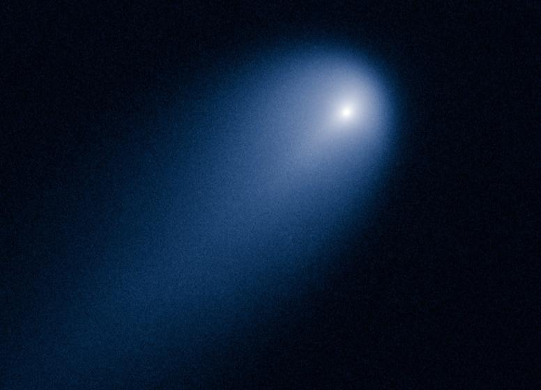 Последний шанс увидеть большую комету ISON