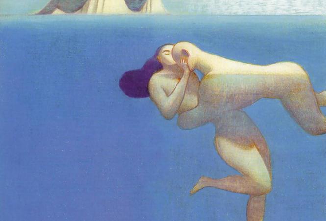Эротические иллюстрации Лоренцо Маттотти