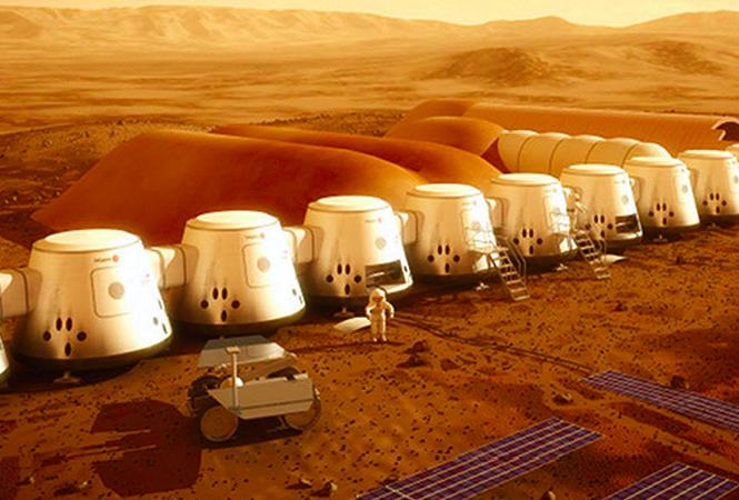 Космическая эмиграция: что такое Mars One и кто хочет улететь на Марс