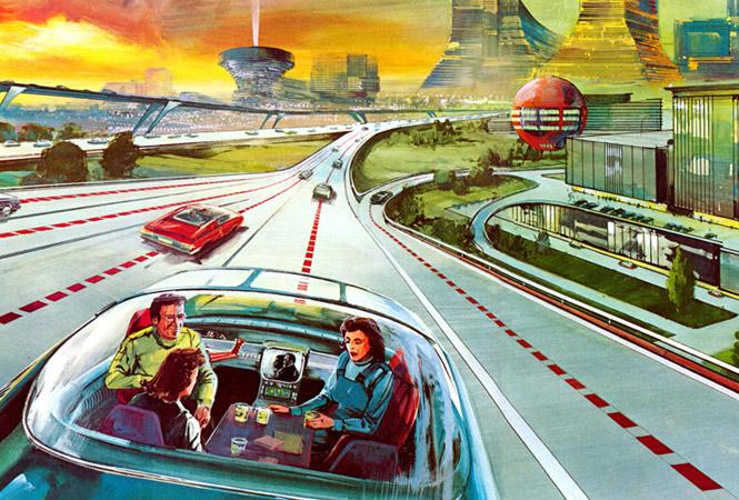 Как представляли себе наше будущее фантасты