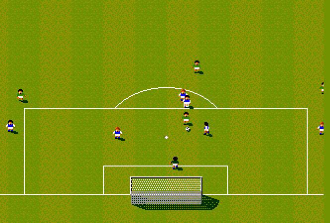 Краткая история цифрового футбола