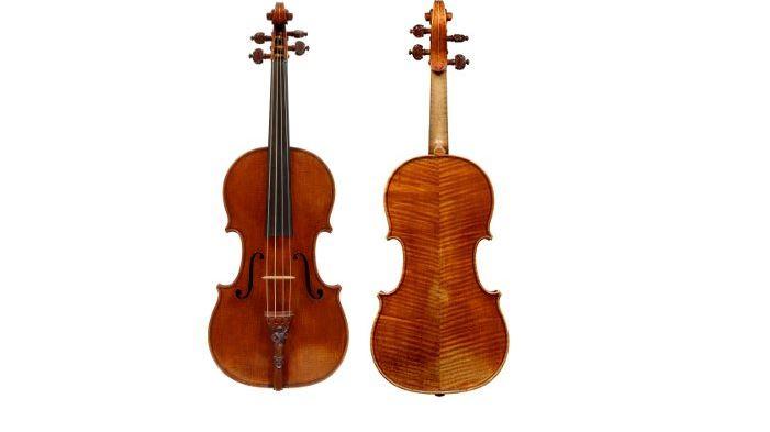 Самая дорогая скрипка Страдивари