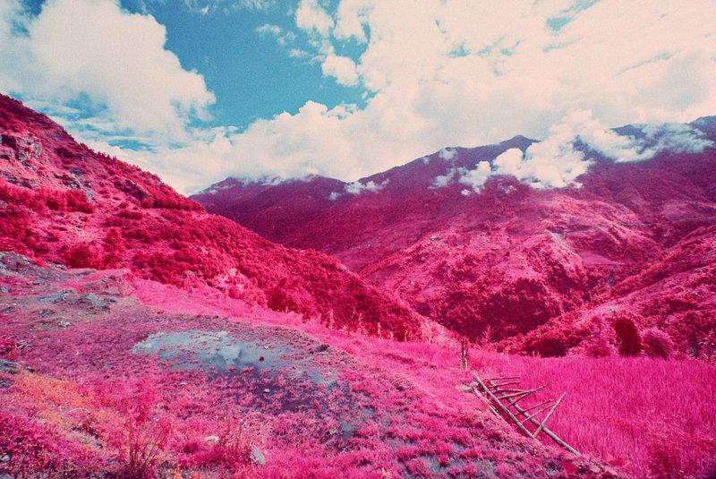Непал, Шон Линч, инфрокрасный