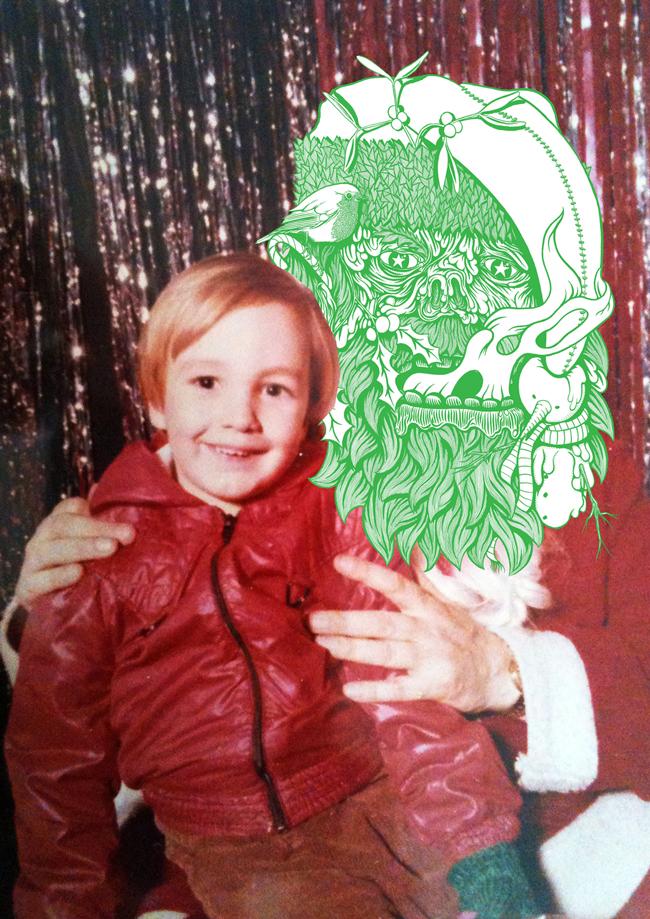 Santa by Ian Watson
