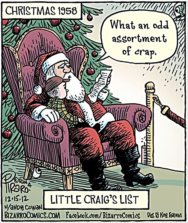 Santa Craigslist