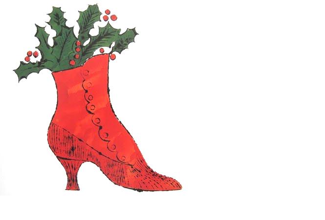 Рожденственские открытки Энди Уорхола для «Тиффани»