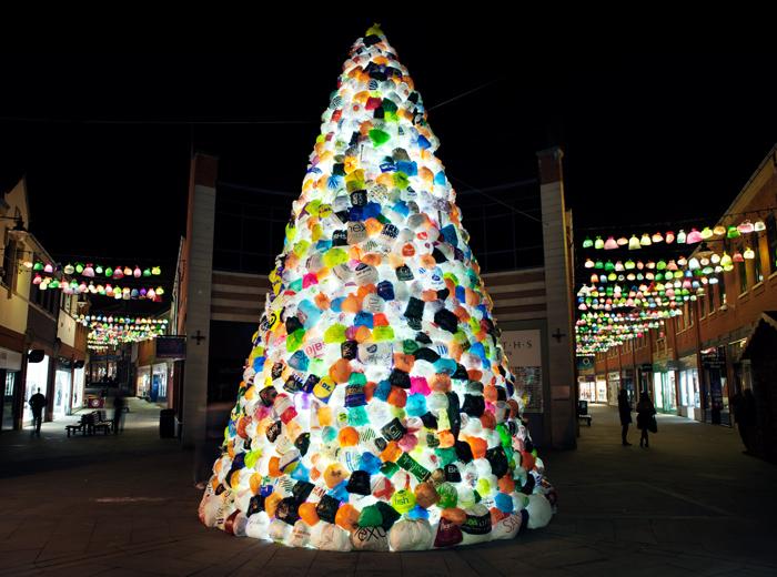 Потребительская новогодняя елка