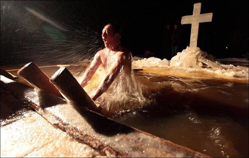 #Крещение