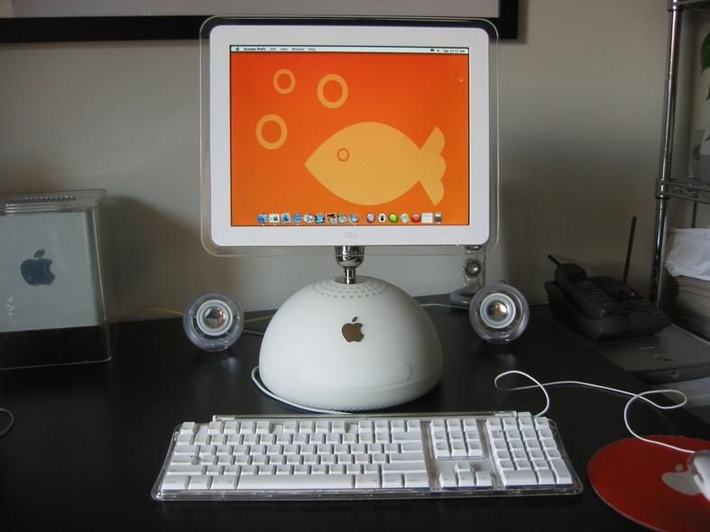 mac_iMac G4