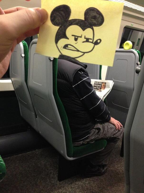 Как развлечь себя в поезде