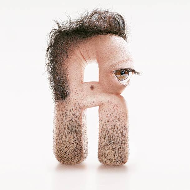 Типографика с человеческим лицом