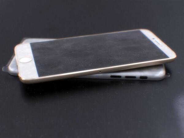 Первые фотографии iPhone 6