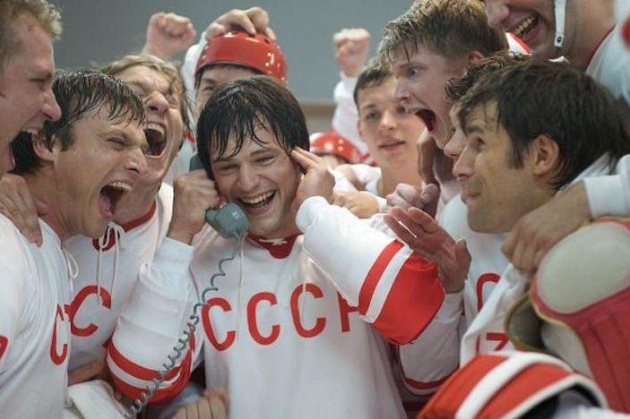 Великие советские хоккеисты