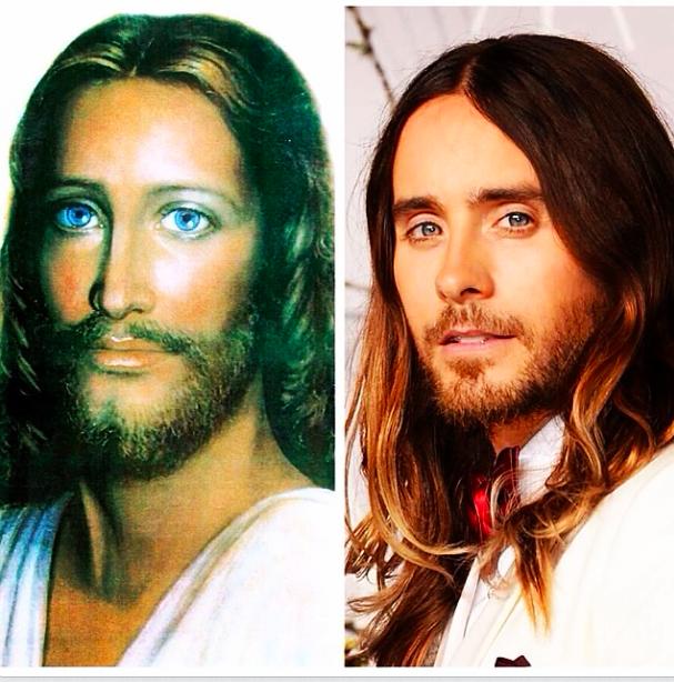Джаред Лето сравнил себя с Иисусом Христом