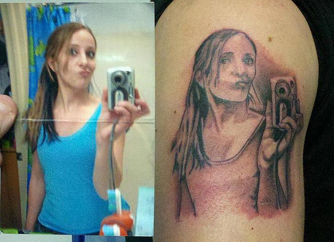 10 самых ужасных татуировок