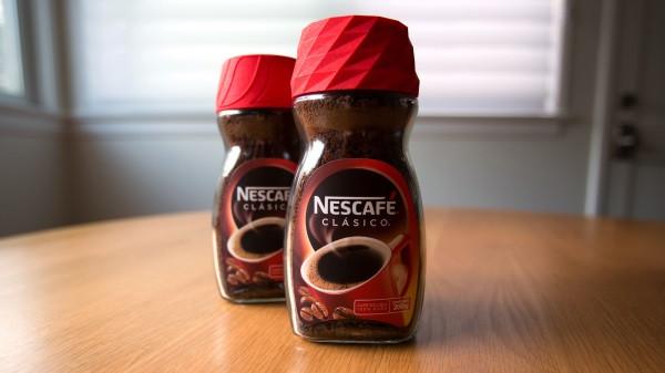 Nescafé вместо будильника