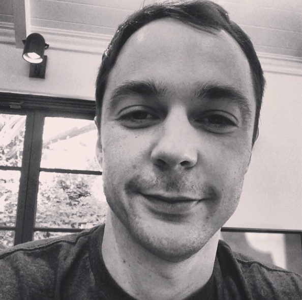 Шелдон Купер завел Instagram