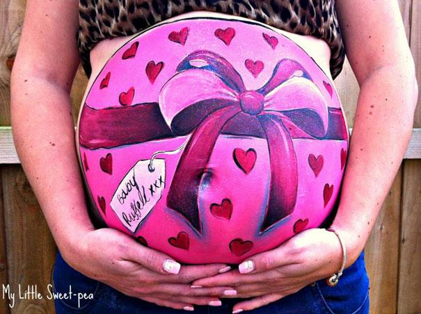 pregnant-bump-painting-carrie-preston-18