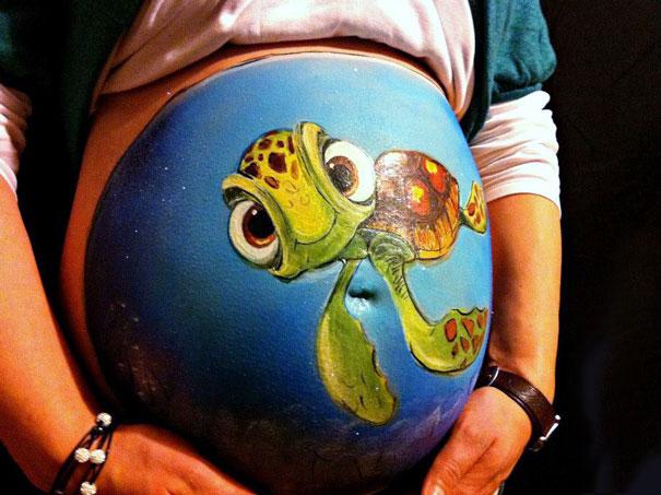 pregnant-bump-painting-carrie-preston-19