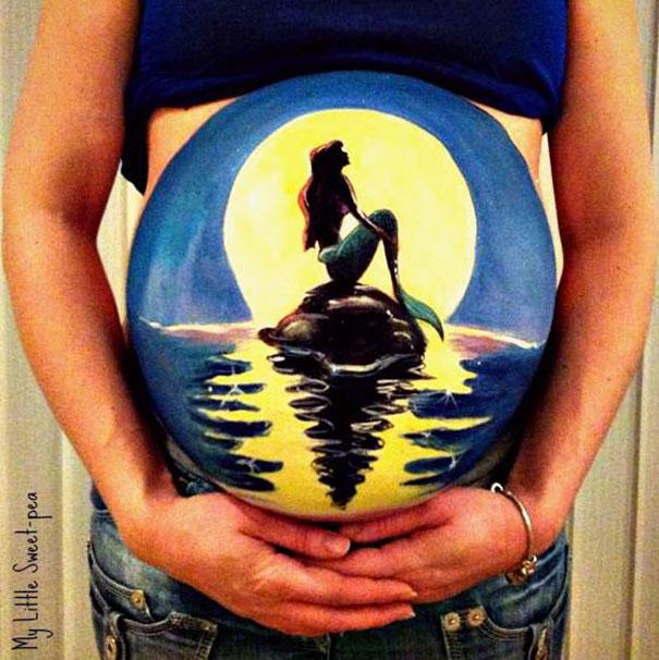 pregnant-bump-painting-carrie-preston-26