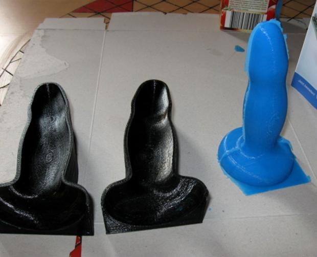 Немецкий сайт позволяет создавать секс-игрушки на 3D-принтере. 18+