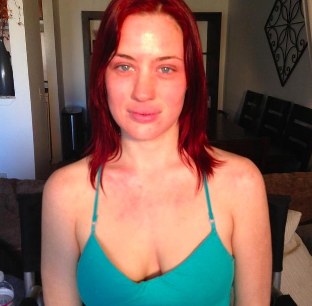Порнозвезды: до и после макияжа