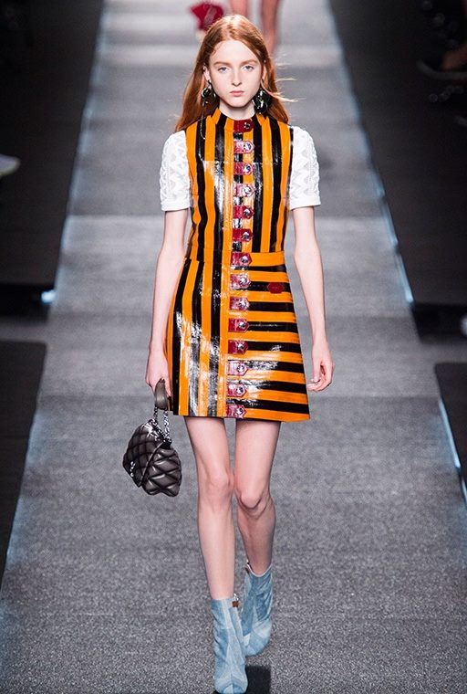 Louis Vuitton. Коллекция весна 2015