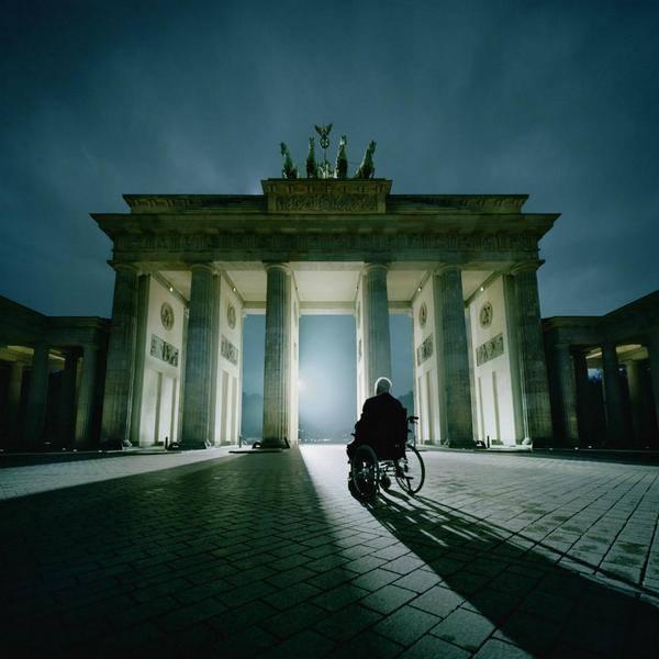 Гельмут Коль на 25-летии падения Берлинской стены