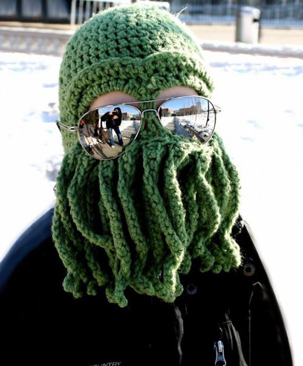 13 самых креативных зимних шапок