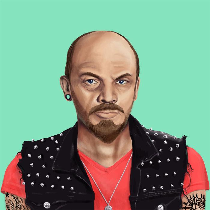 Если Ленин был бы хипстером