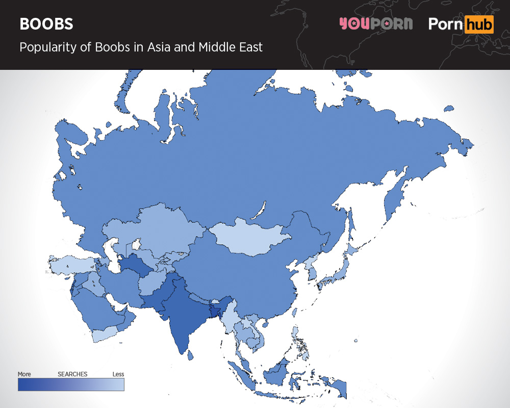 pornhub-boobs-searches-asia-middle-east