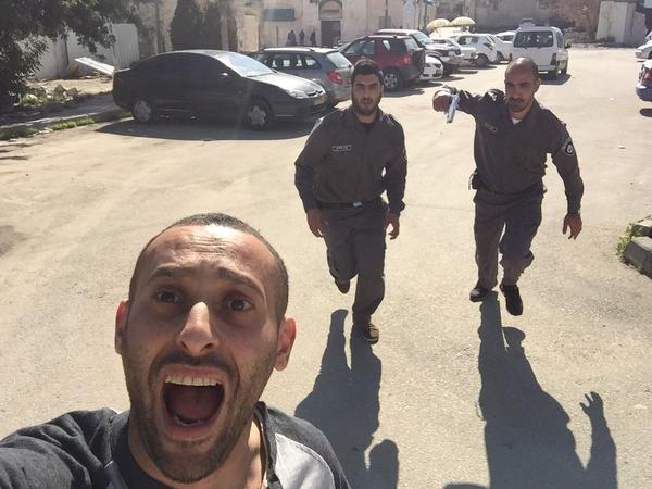 Палестинский рэпер
