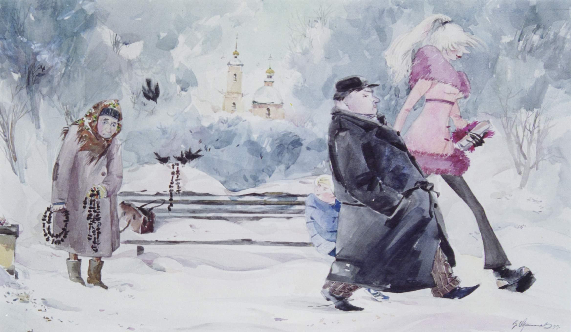 Валерий Архиров_Сухие грибы_1999