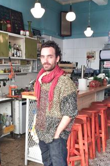 Известный тель-авивский шеф-повар открыл на рынке в Хайфе собственное кафе
