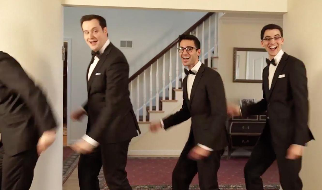 The Maccabeats к Пейсаху выпустили новый клип