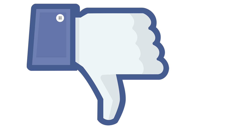 В Facebook появится кнопка dislike