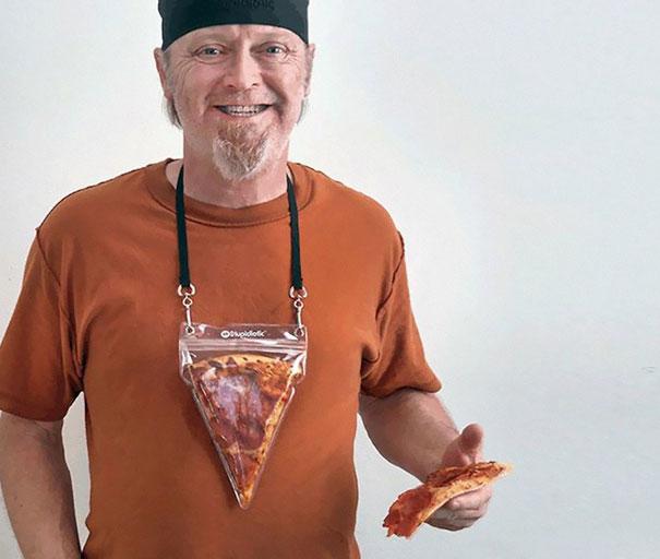 Очень удобный гаджет для любителей пиццы