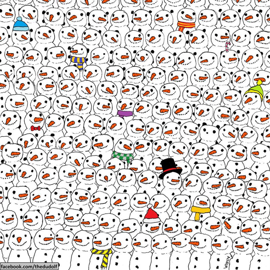 Новый интернет-мем: Найти панду
