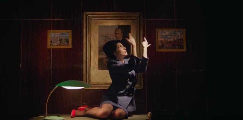 Pussy Riot выпустили скандальный клип про генпрокурора Чайку. 18+