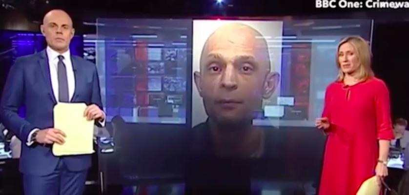 Телеведущий внезапно оказался копией преступника. Совпадение? Нет, не думаем