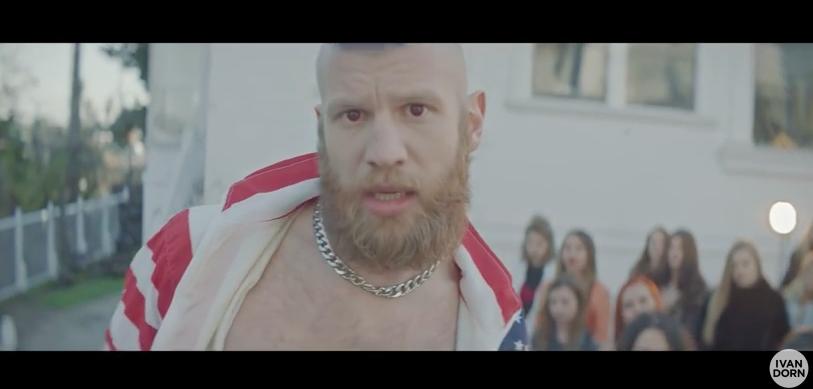 Новый феерический клип Ивана Дорна - Collaba
