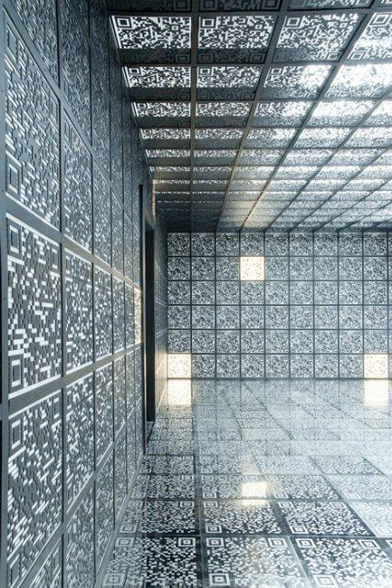 Российский павильон, Архитектура, Презентация