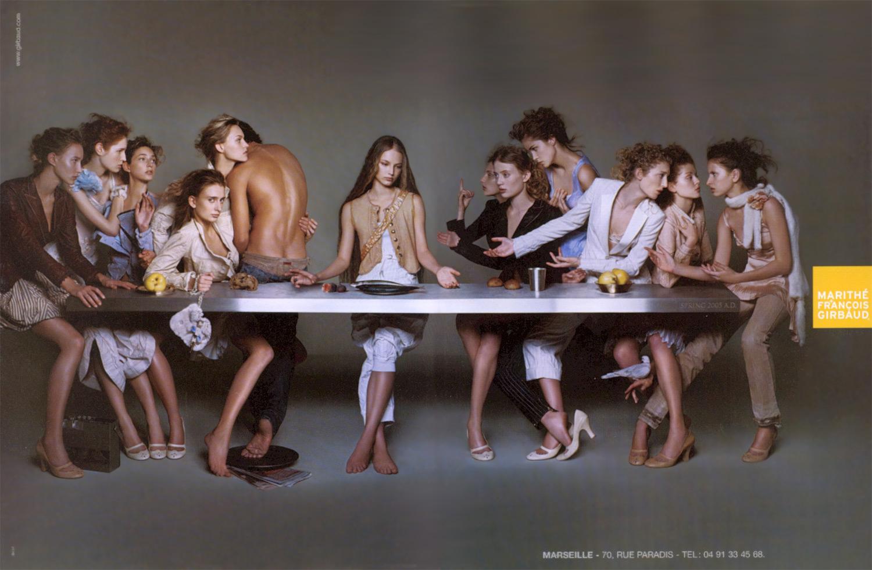 Леонардо да Винчи, Тайная вечеря, фреска, мем