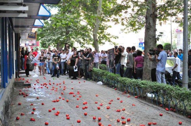 политика, давайдовидания, венгрия, армения, митинг
