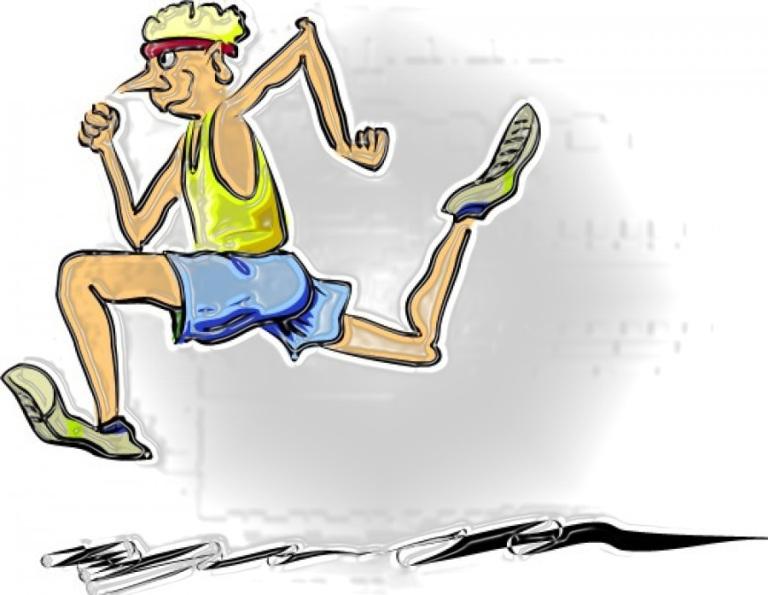 бег, здоровый образ жизни