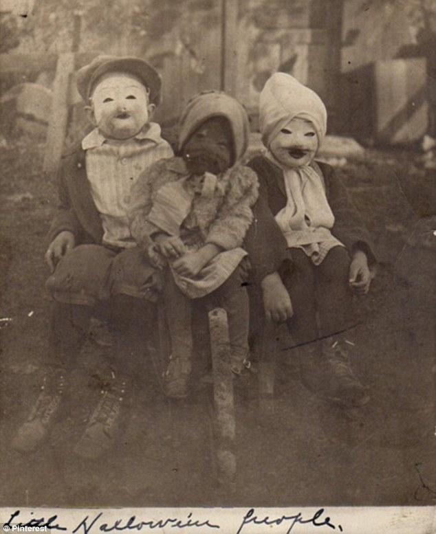 halloween, фото, ретро, хэллоуин